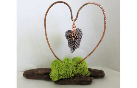 Hearts in Heart by Susan Hazer Designs