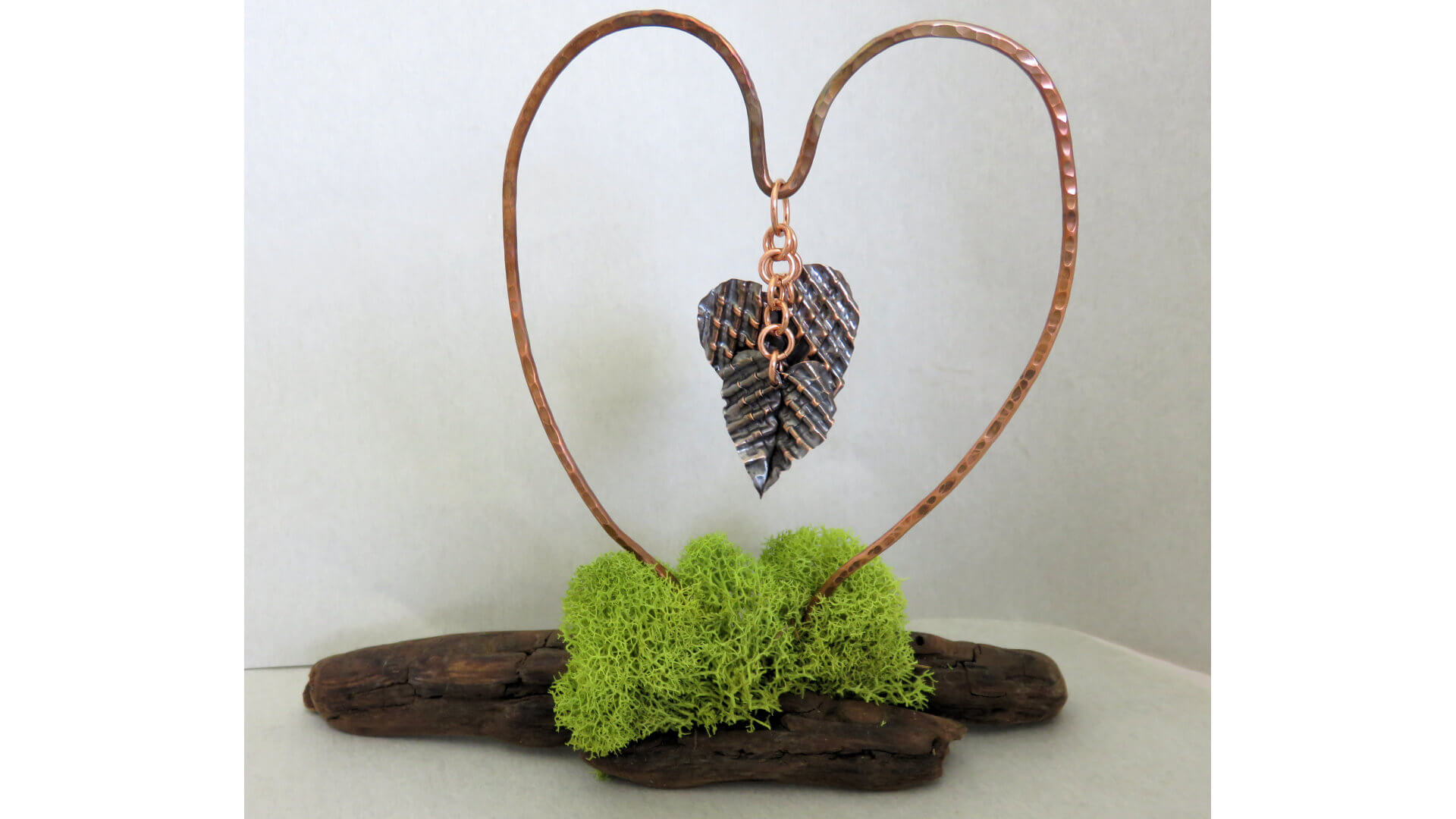 Hearts in Heart by Susan Hazer Designs