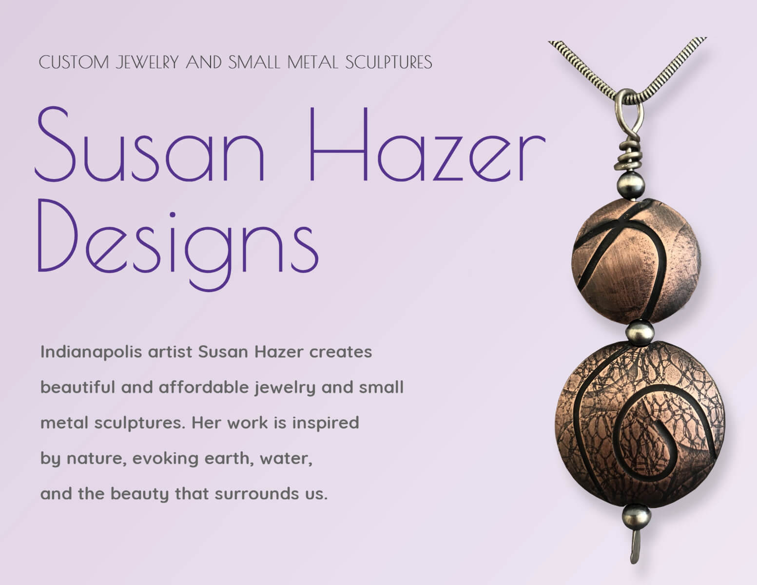 Susan Hazer Designs Jewelry